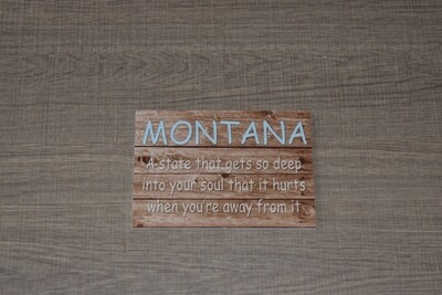 Montana gets so deep sign