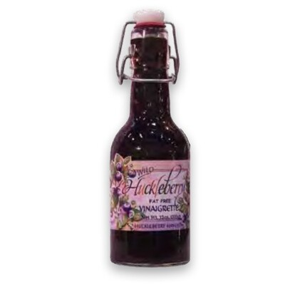 Huckleberry Vinaigrette 12 oz.