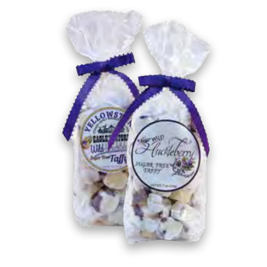 Huckleberry Sugar-free Taffy 7 oz.