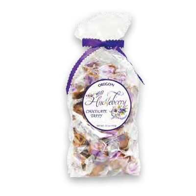Chocolate Gourmet Taffy 12 oz.