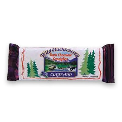 Dark Chocolate Wilderness Candy Bar