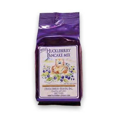 Wild Huckleberry Pancake Mix