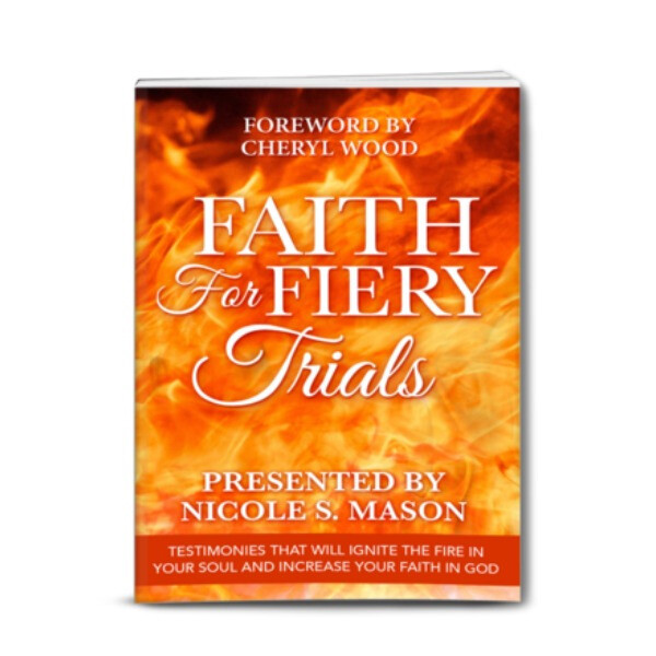Faith For Fiery Trials Book