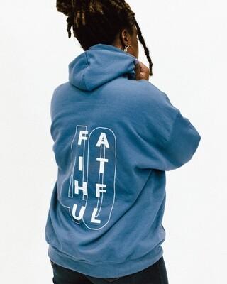 Faithful 40 Hoodie