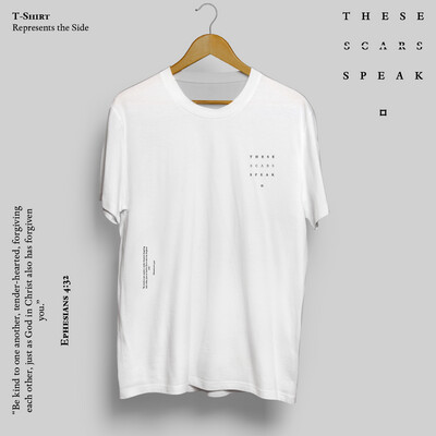 These Scars Speak T-shirts