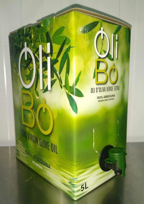 OliBo BaginBox 5lt - 4 unitats. Enviament gratuït Catalunya
