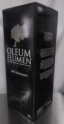 Oleum Flumen BaginBox 5lt