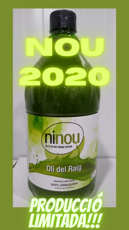 ninou Oli del Raig 2lt