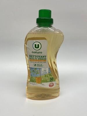 Nettoyant Multi usage au savon de Marseille U 1.25L - BIO