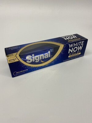 DENT.WHIT.NOW.GOLD SIGNAL 75ML