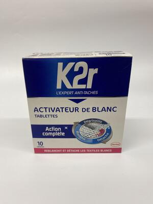 ACTIV.LINGE BLANC K2R TABSX10