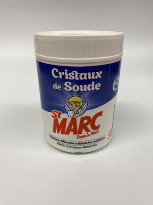 ST MARC CRISTAUX DE SOUDE 500G