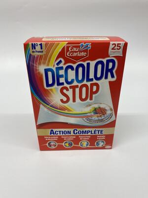 LING.DECOLOR STOP EAU ECAR.X25