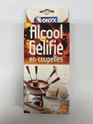 X2 COUPELLE ALCOOL GELIFIE