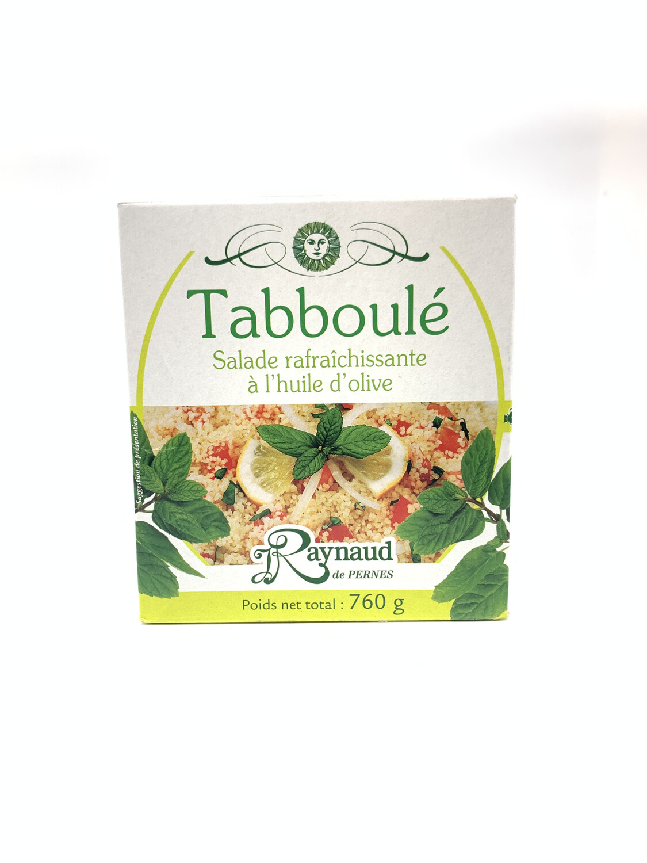 Taboulé salade rafraîchissante à l'huile D´olive J.RAYNAUD 760g