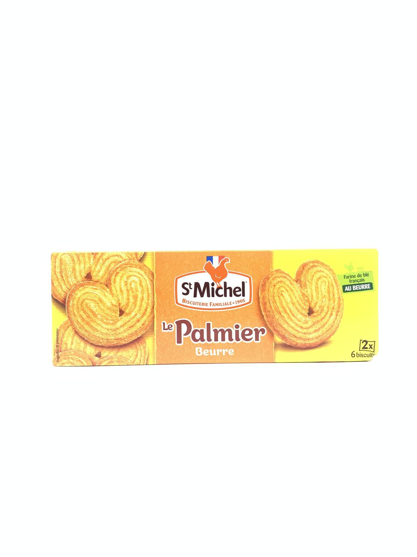 Le Palmier Beurre st Michel (2x6) 87g