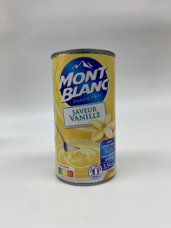 MONT BLANC SAVEUR VANILLE 570g