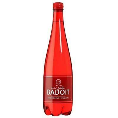 BADOIT ROUGE PET 1,10L