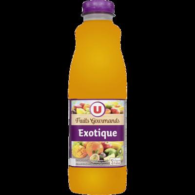 FRUITS/GOURMANDS EXOTIQUE U 1L