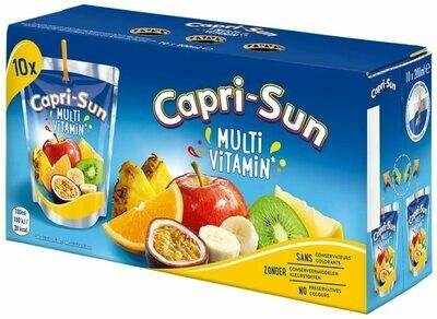 CAPRI SUN MULTIVITAMIN.10X20CL
