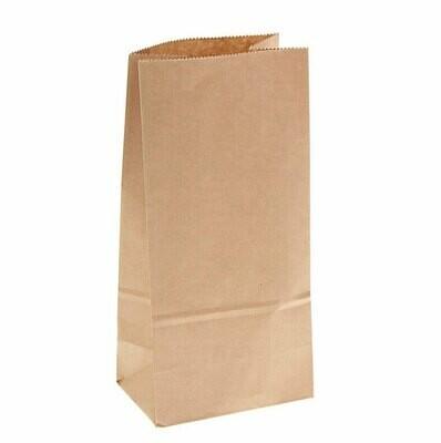 Крафт пакет 12х24 см - 10 штук