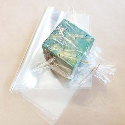 Пакет прозрачный 25х40 см для упаковки - 10 штук