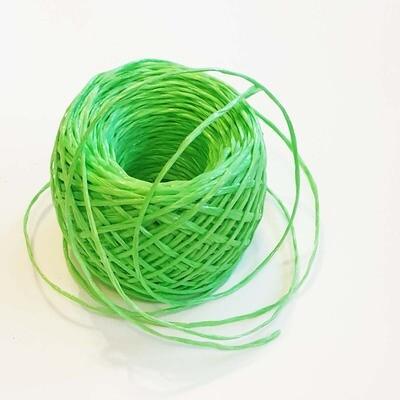 Шпагат полипропиленовый зеленый - 10 м
