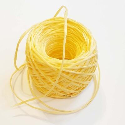 Шпагат полипропиленовый желтый - 10 м