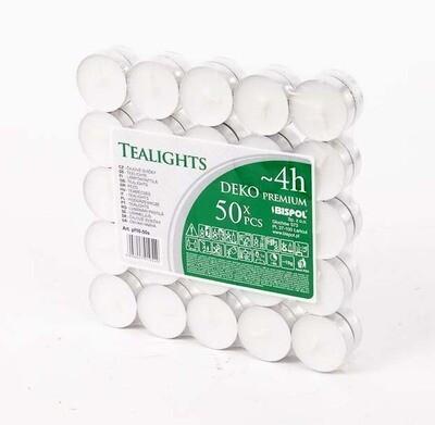 Свечи ароматические в гильзах - 50 штук