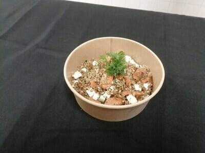 Salade céréales