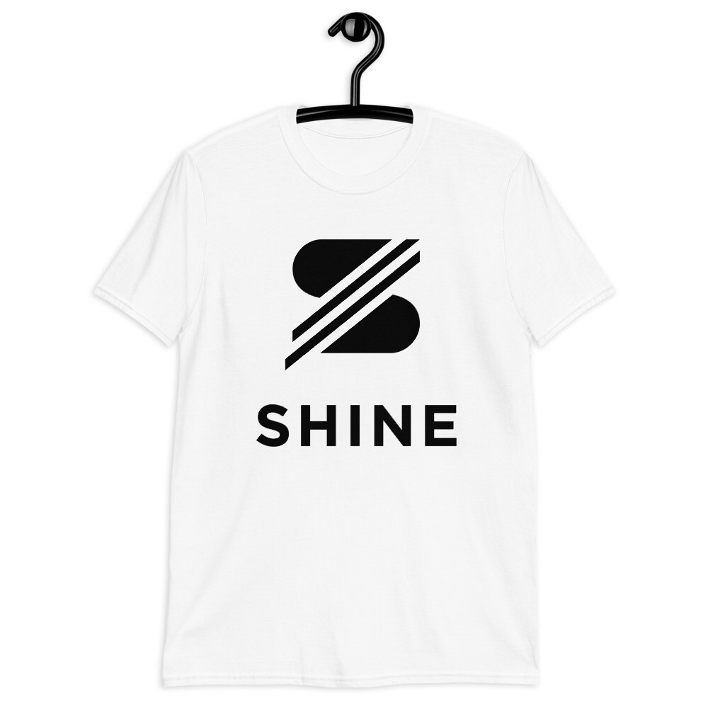 SHINE Basic Short-Sleeve Unisex T-Shirt