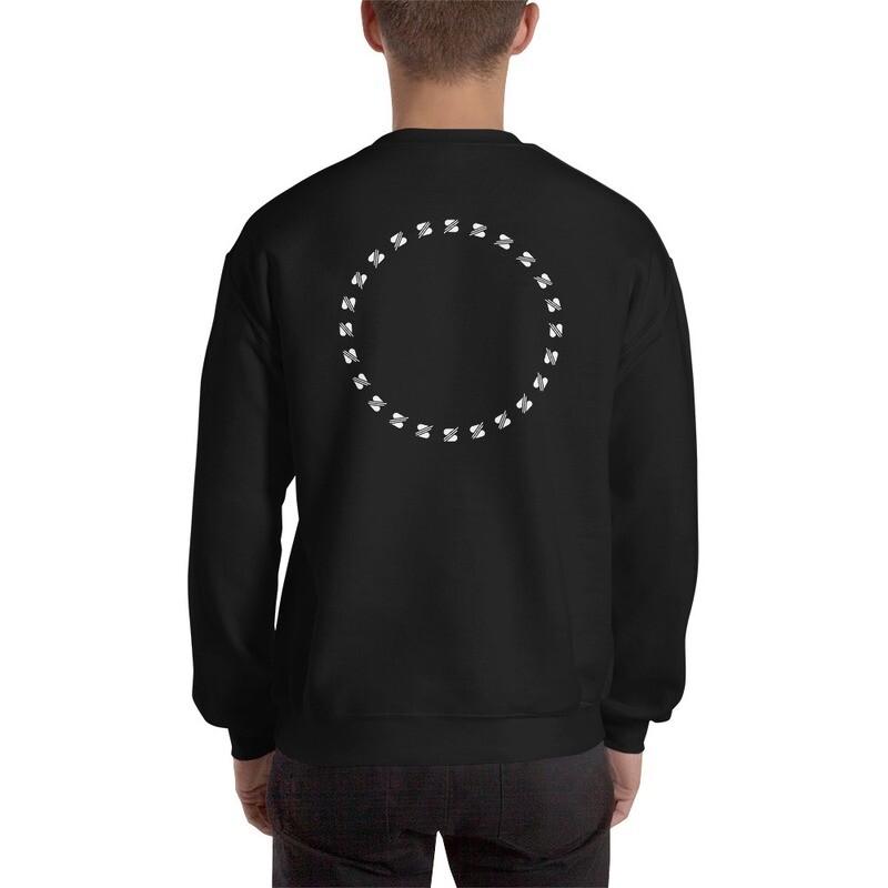 lay down your crown - mens sweatshirt