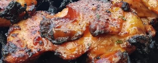 BBQ Chicken Platter (Catering)