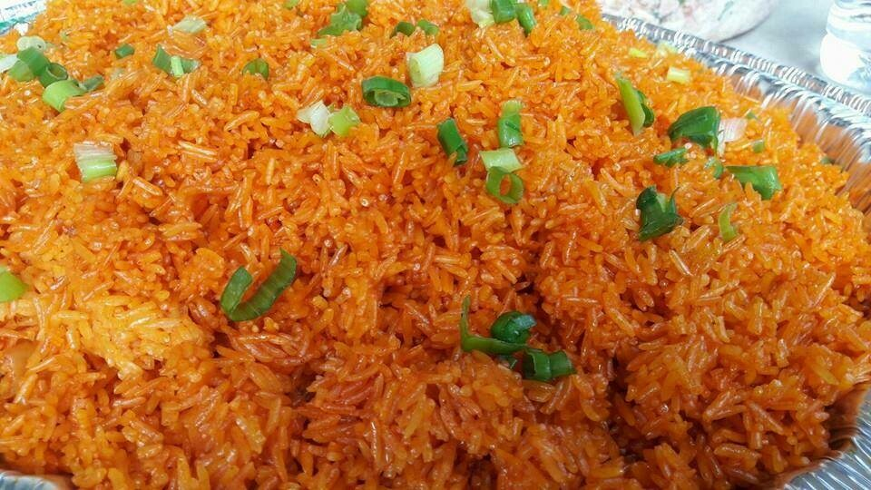 Red Rice Platter (Catering)