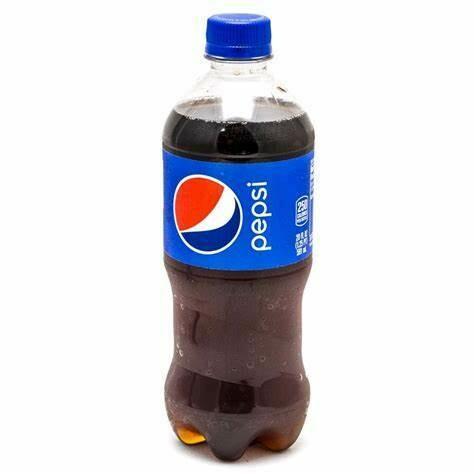 Pepsi 20oz Bottle