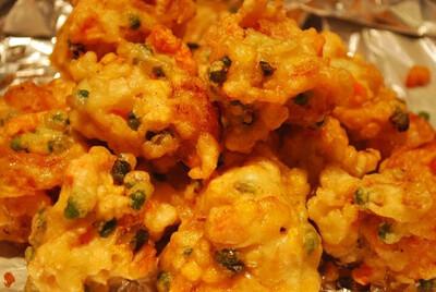 Side Shrimp patties  5 for $4.95