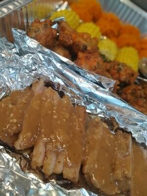 IC's Beef Pot Roast Familia Platter for 4