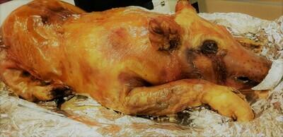 Whole Roast Pig 40-45Lbs