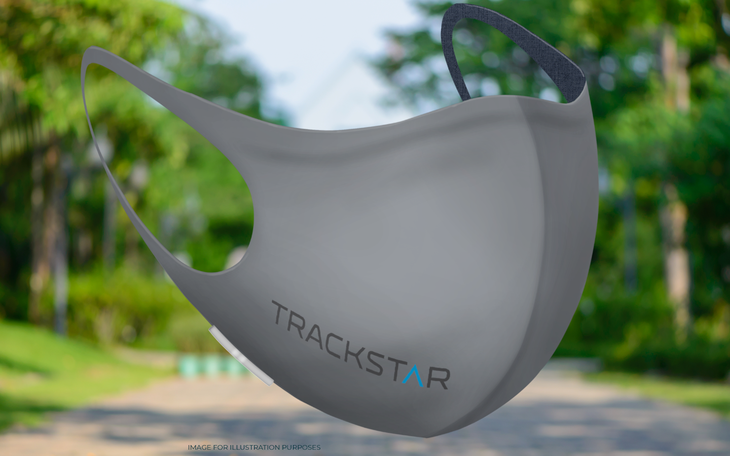 Trackstar Branded Face covering x2