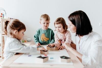 Seminaras: Kūrybingumas šeimoje - kaip jį lavinti visiems kartu?
