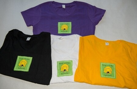 Woman's Logo V-Neck T-Shirt
