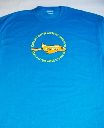 Mens Turkey Dog T-Shirt
