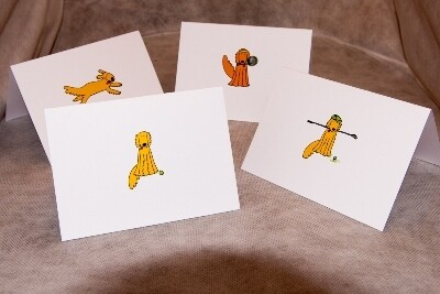 -Note Cards