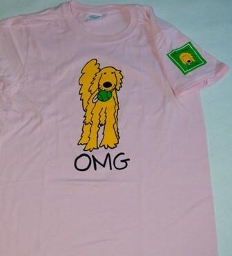 OMG (Oh My Golden) T-Shirt