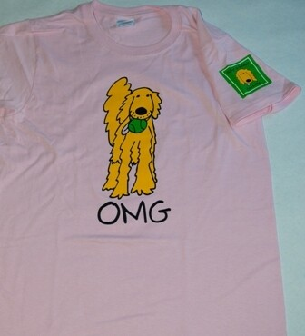 OMG (Oh My Golden) T-Shirt