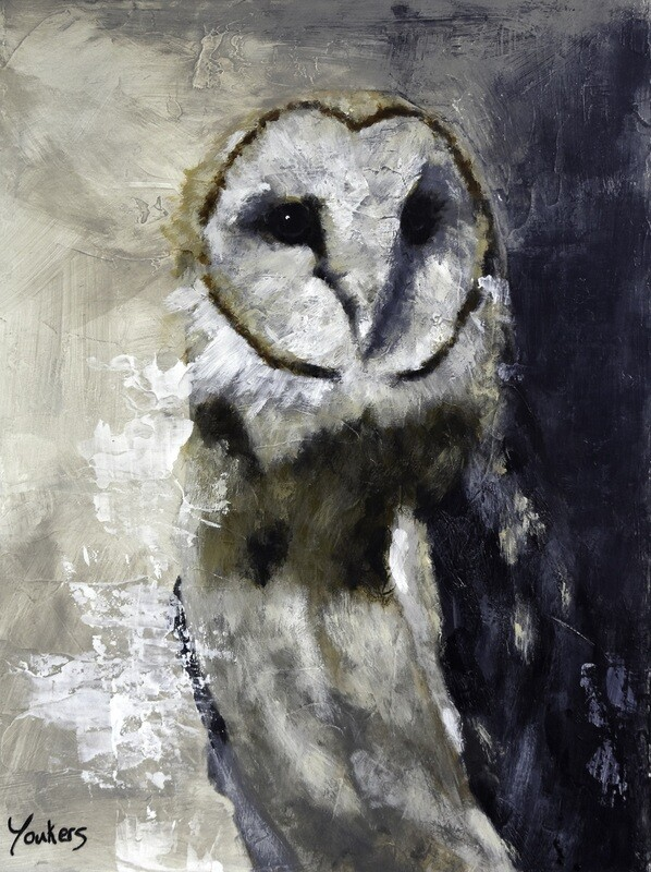 Quebec Owl - Giclee Fine Art Print