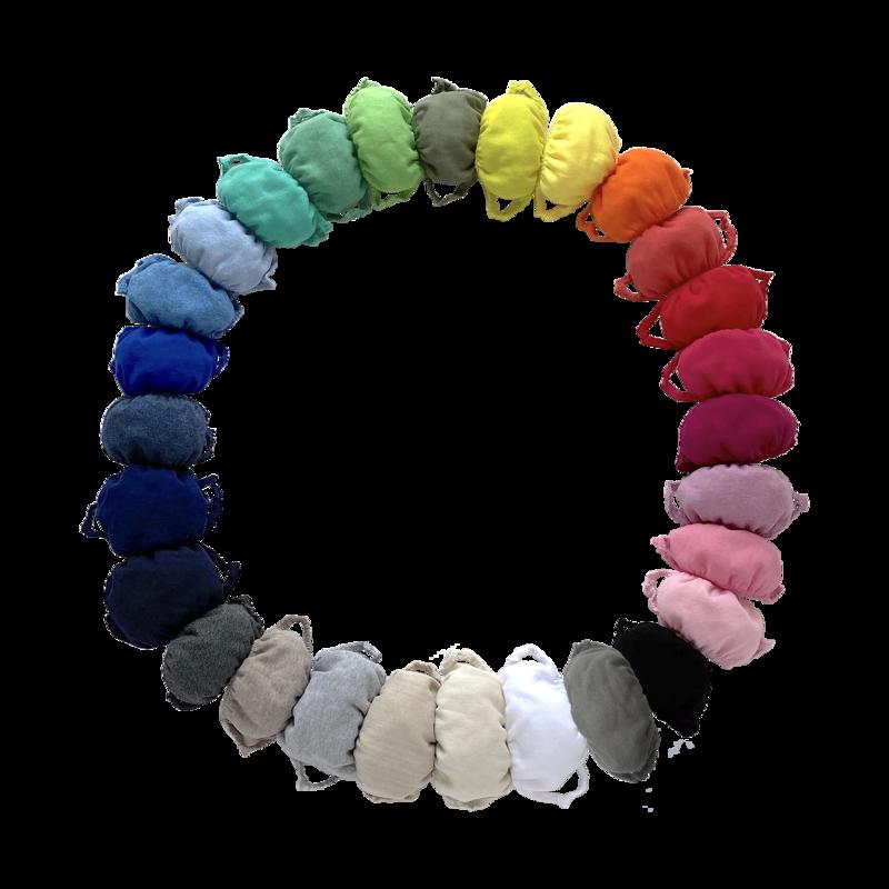 Ninomask è una mascherina Made in Italy, a maglia in doppio strato di puro cotone, anallergica, lavabile e riutilizzabile con filtro sostituibile. Anti-appannamento occhiali, taglie adulto e bambino.