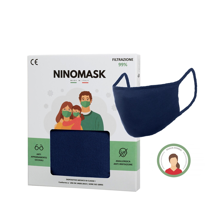 Ninomask Navy