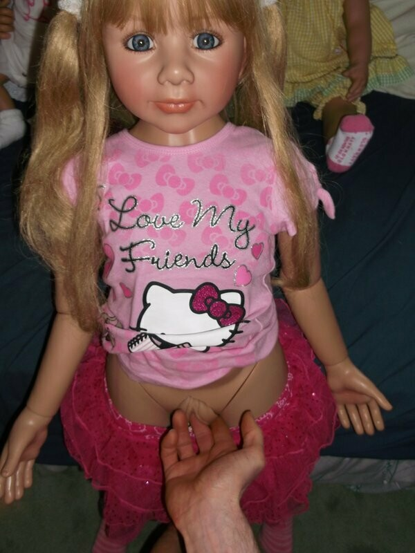 Turn any doll into a sex doll