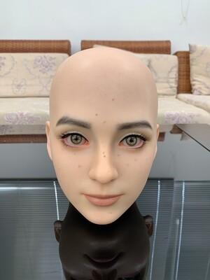 Ellie (TLOU) silicone head